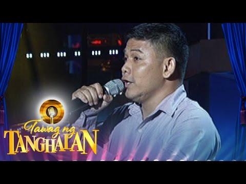 Tawag ng Tanghalan: Mark Las Piñas | Paminsan Minsan