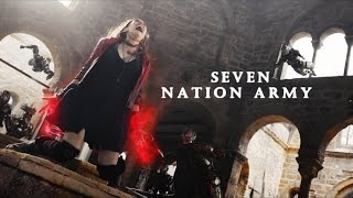 Age of Ultron || Seven Nation Army