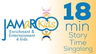 18 Min Barefoot Books Story Time for Kids - JAMaROO Kids