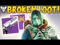 Destiny 2: BROKEN EVENT & HIDDEN SECRETS! Reward Issues, Exotic Buffs, Strike Loot & Destiny 3