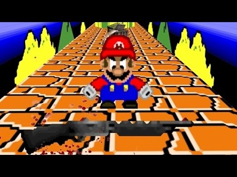 FIRST PERSON MARIO FPS   Grezzo Due #2 (Offensive)