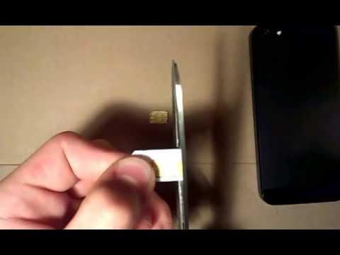 iphone 4 karte zuschneiden