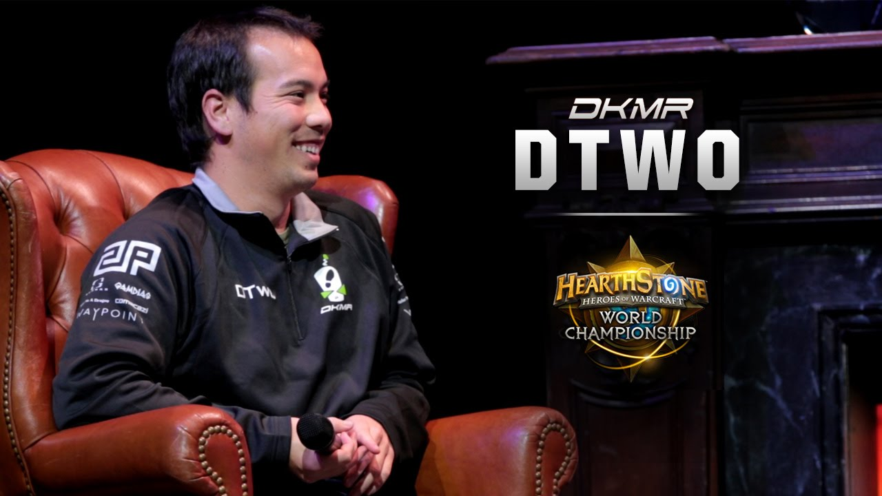 DTwo Interview - Hearthstone Americas Championship 2014 - YouTube