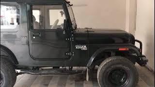Converted Mahindra Ex Army Mm550 to Mahindra Thar Di Turbo