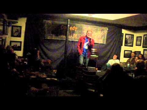 Adam Hunter Comedy Hideaway Santa Barbra, CA