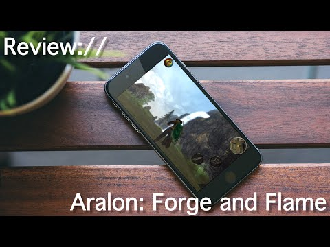 Review:// Aralon: Forge and Flame