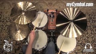 "Paiste 22"" Formula 602 Medium Ride Cymbal - 3176g (1041722-1031116AA)"