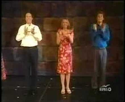 The Lawrence Welk Show: Chicken Dance video