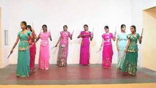 Bethlagaem Oororam (Tamil) - Indian Christian Folk Dance.mov