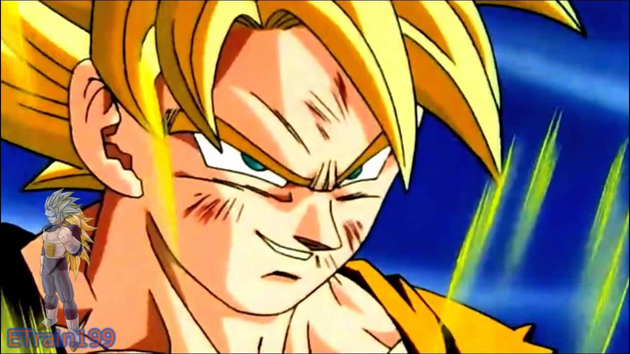 Super Saiyan 2  Dragon Ball Wiki  FANDOM powered by Wikia