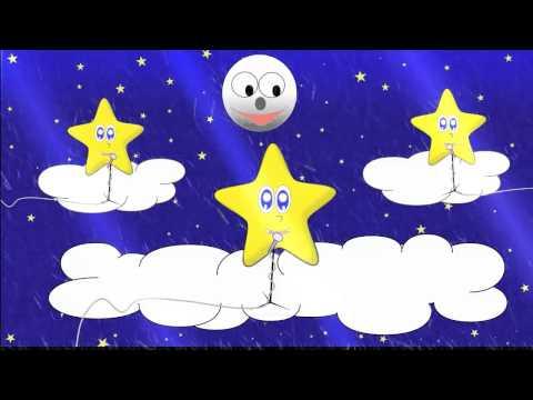 Świeci Gwiazdka - Piosenka Dla Dzieci