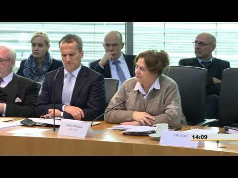 Gesundheitsausschuss: Kritik an Reform der Selbstverwaltung im Gesundheitswesen