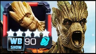 Marvel: Contest of Champions - Act 4 Chapter 4 - 5-Star Groot Boss Battle!