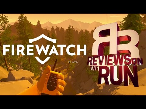 Firewatch Game Review! - EPN Reviews on the Run