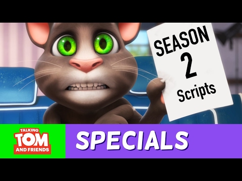 Talking tom cat /talking tom and friends / mega finger family collection
