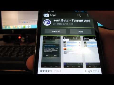 How To Download Torrents To Your Android Device - The Pirate Bay - Free Hd Movies And Music video