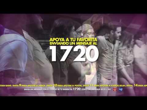 PROMOCIONAL 6TA GALA, GRACIAS LEMPIRA, HONDURAS CANTA