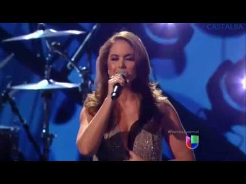 Lucero - No Pudiste Amar Así (Premios Juventud 2013)