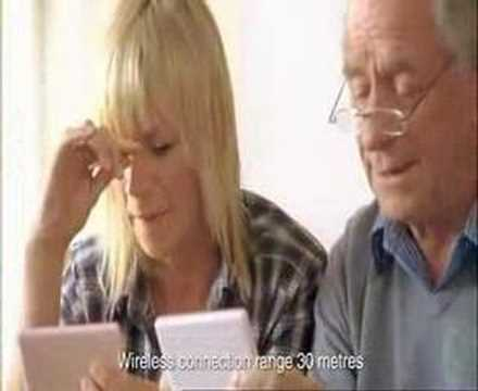 Nintendo DS advert with Zoe and Jonny Ball Video