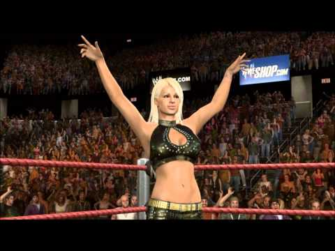 wwe divas in game