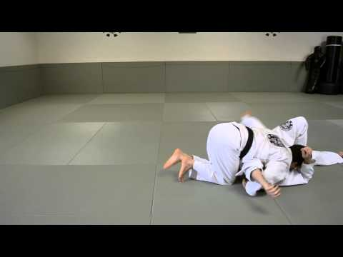 Ryan Gracie Jiu Jitsu Black Belt Glendora - Side Control Escape - MMA Covina BJJ Image 1