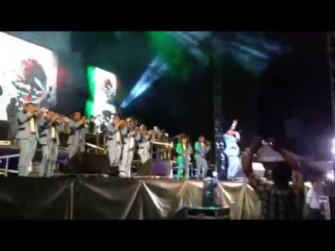 Banda Carnaval Feria Tepic Nayarit 2014💜