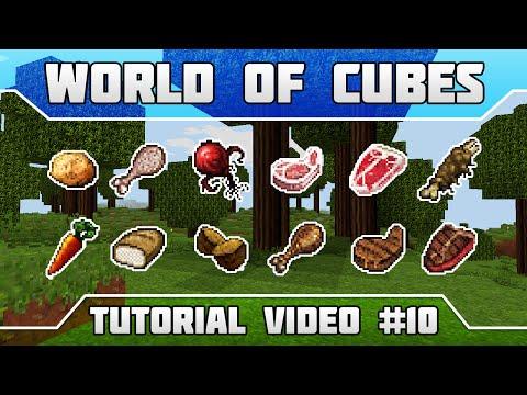 WoC Tutorials: Food Overview (Part 5: Meat)