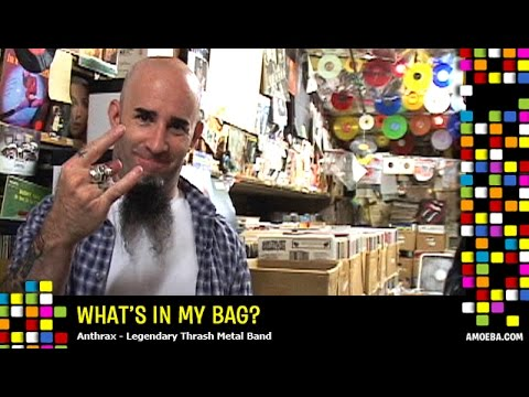 Anthrax - What's In My Bag?
