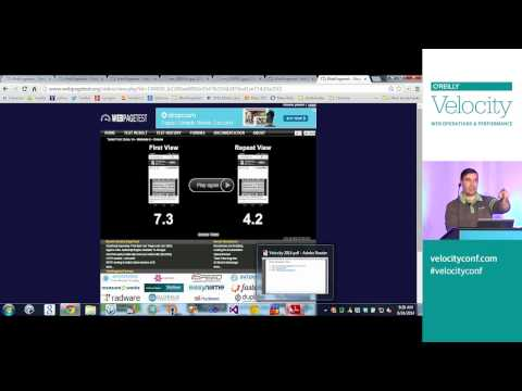 Velocity 2014 - WebPagetest Power Users - Part 1