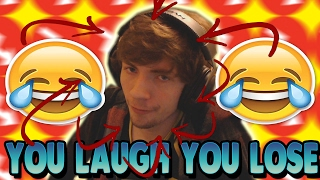 You Laugh You Lose Challenge (Very Original) (First Ever) (Wow)