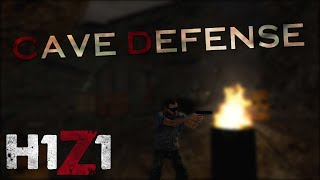 H1Z1 | Cave Defense | M1911A1 OP | 6v7 Team Deathmatch
