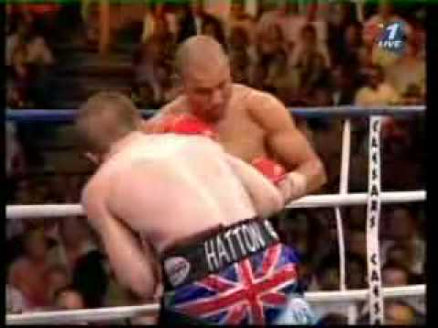 Ricky Hatton vs Jose Luis Castillo 4th round knockout