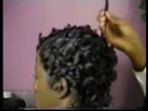 Buckled Wave Bob By The Hair Coach YouTube
