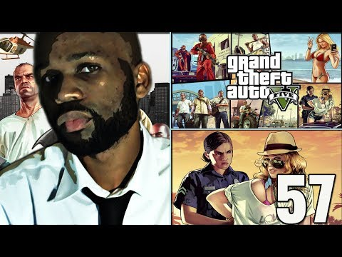 Grand Theft Auto 5 Gameplay Walkthrough Part 57 - THE BIG ONE