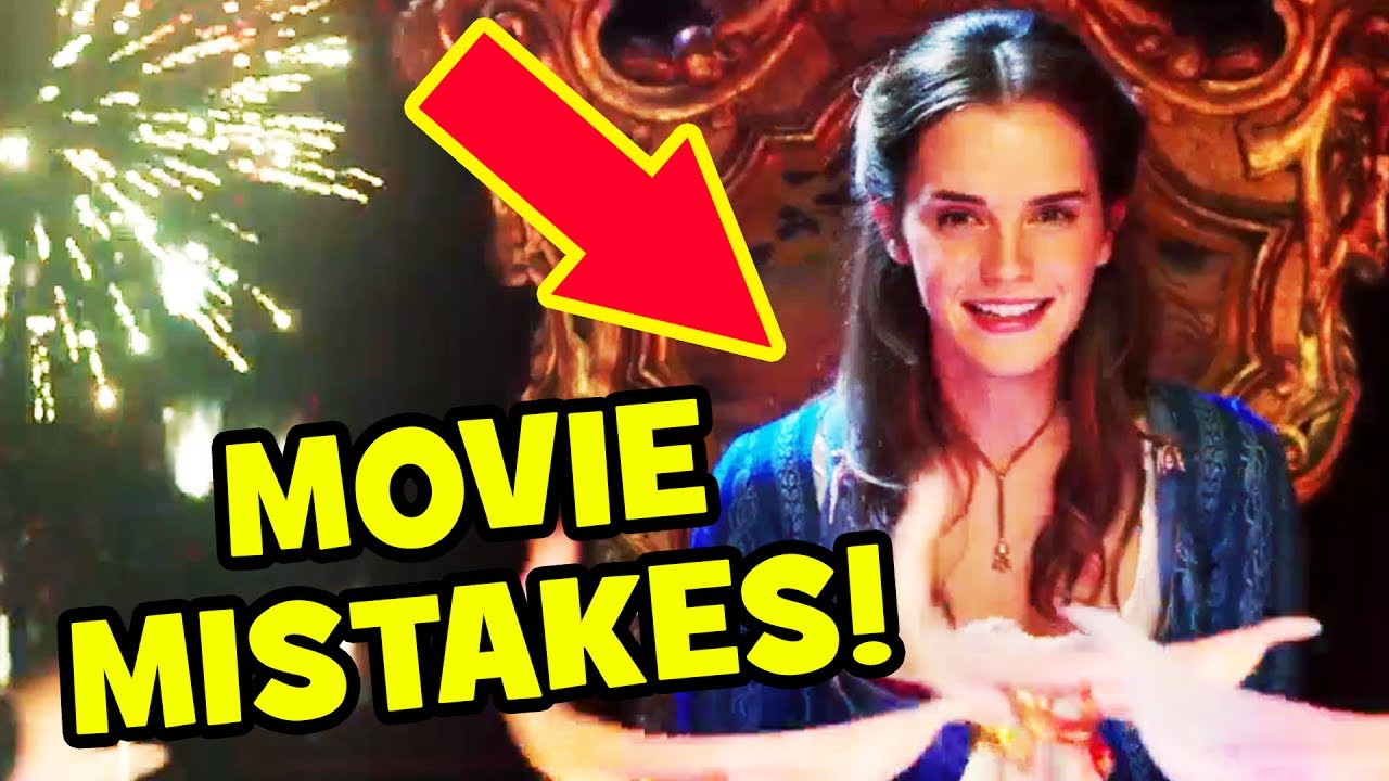 Movie plot mistakes