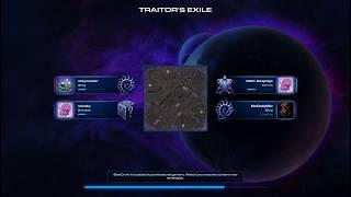 StarCraft 2 - 2v2 Live Ladder Match: Zerg/Terran VS Zerg/Protoss