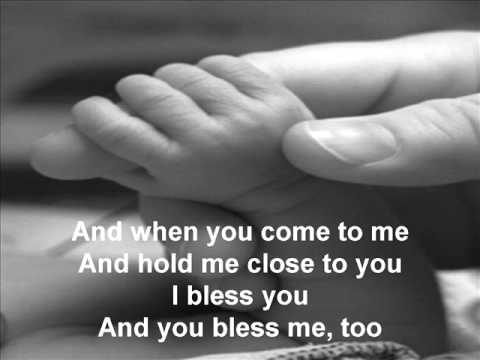 The blessing with lyrics.wmv