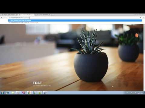 Генератор сайтов seosoft.pro. Пример создания сайта.