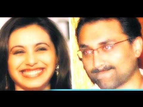 Rani Mukerji & Aditya Chopra's affair