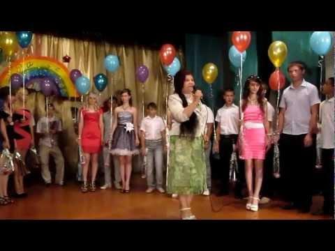 Выпускной вечер в  девятых классах