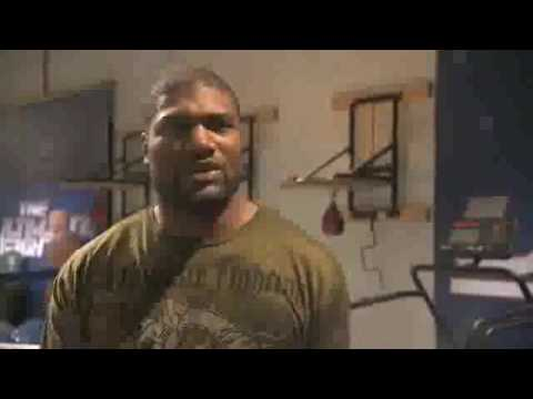 The Ultimate Fighter 10 Rampage Jackson Vs. Titties!! Video