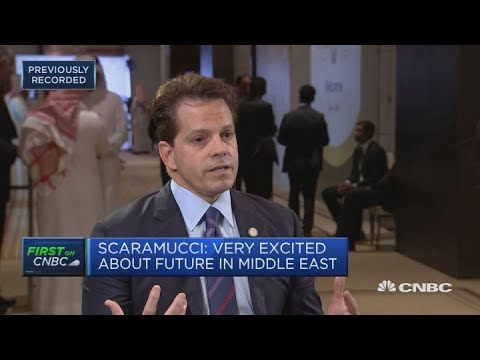 Iranians should be cautious with President Trump, Scaramucci says | Capital Connection