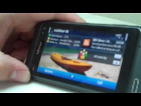 Hands-on with the Nokia N8: what's new in Symbian ^3