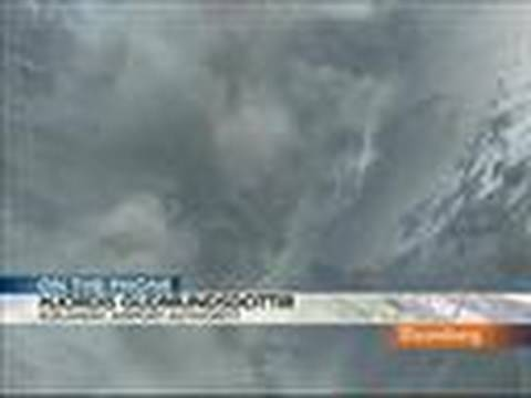 Gudmundsdottir Says Volcano Ash May Hurt Plane Engines: Video