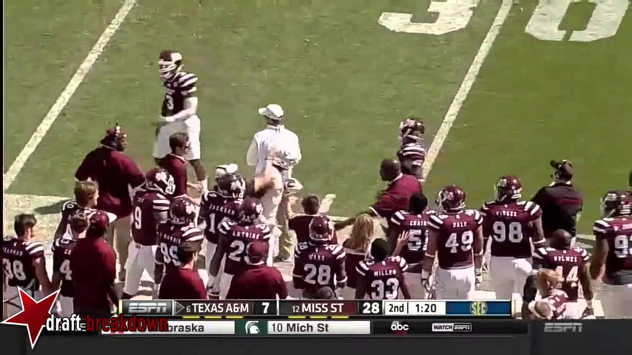 Kaleb Eulls vs Texas A&M (2014)