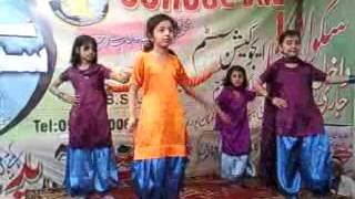 standup 4 , school performance 2012 , School One Education System, Gujranwala