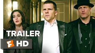 Now You See Me 2 Official Trailer #3 (2016) - Mark Ruffalo, Lizzy Caplan Movie HD - Продолжительность: 61 секунда
