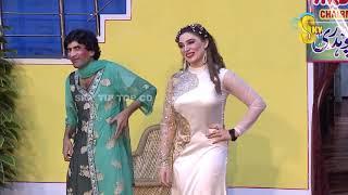 Sajan Abbas and Iftikhar Thakur Stage Drama Budhay Shararti 2 Full Comedy Clip 2019