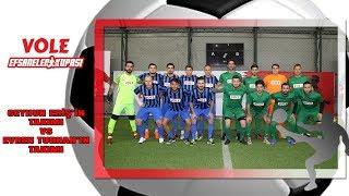 Vole Efsaneler Kupası | Ceyhun Eriş'in Takımı vs. Evren Turhan'ın Takımı