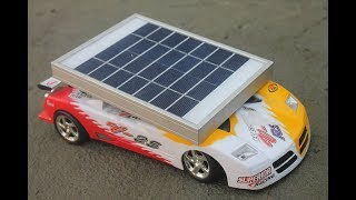 ✓Amazing Science Project Solar Car